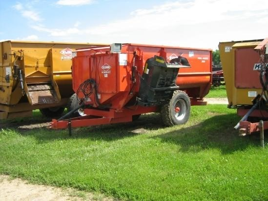 Kuhn Knight 3130 Feeder Wagon-Portable For Sale