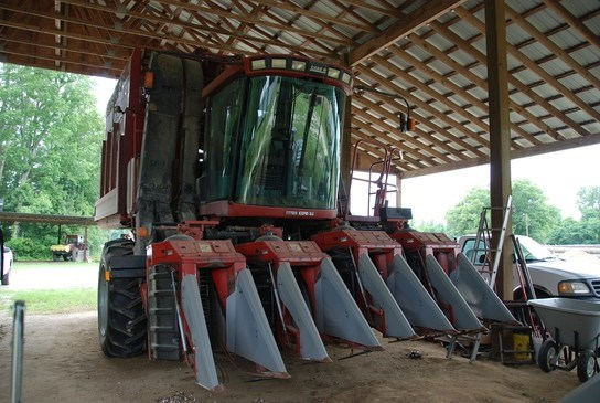 1997 Case IH 2555 Cotton Picker For Sale