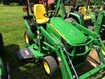 Tractor For Sale:  2012 John Deere 1026R , 25 HP