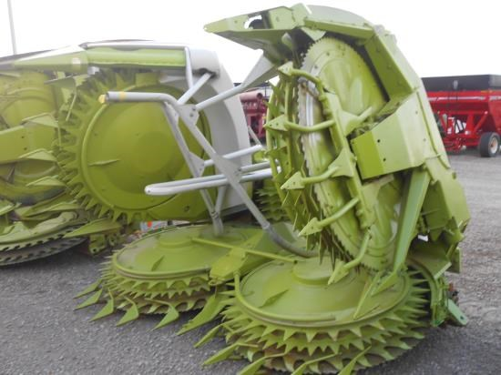 2013 Claas ORBIS 600 Forage Head-Row Crop For Sale