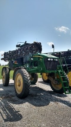 Sprayer-Self Propelled For Sale:  2012 John Deere 4830