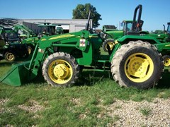 Tractor For Sale:  2009 John Deere 5065E , 65 HP