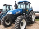 Tractor For Sale:  2013 New Holland TS6.125 , 105 HP