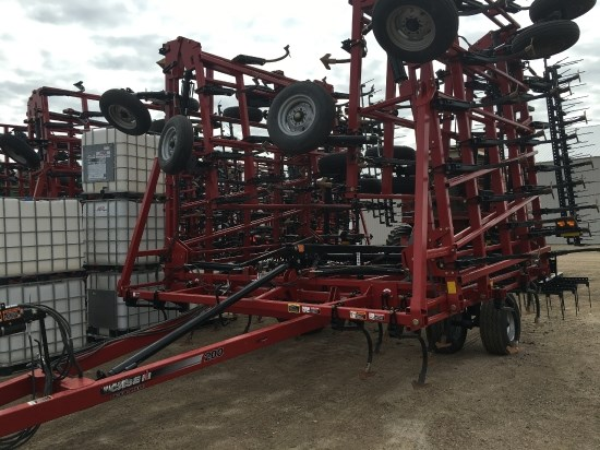 2013 Case IH 54.5 4BAR Field Cultivator For Sale