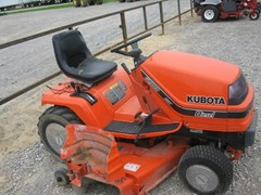 Riding Mower For Sale:   Kubota G1900