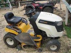 Riding Mower For Sale:   Cub Cadet LTX1040