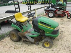 Riding Mower For Sale:  2008 John Deere LA115 , 19 HP