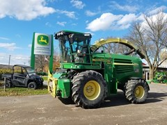Forage Harvester-Self Propelled For Sale 2007 John Deere 7800