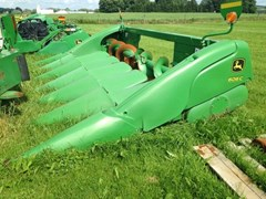 Header-Corn For Sale 2010 John Deere 606C