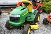 Riding Mower For Sale:  2004 John Deere L130