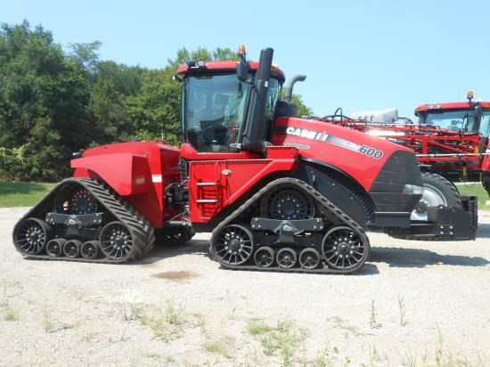 2012 Case IH 600 QUAD Tractor For Sale