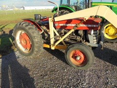 Tractor For Sale:  1969 Massey Ferguson 135 , 45 HP
