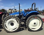 Tractor For Sale: 2007 New Holland TD95