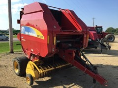 Baler-Round For Sale 2008 New Holland BR7070
