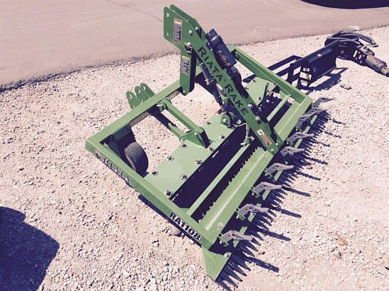 2013 Riata RA1108 Drag Harrow For Sale