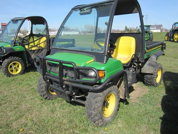 2008 John Deere XUV 620i Utility Vehicle For Sale