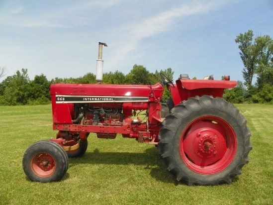 1973 International Tractor : Ih tractor for sale roeder implement iowa