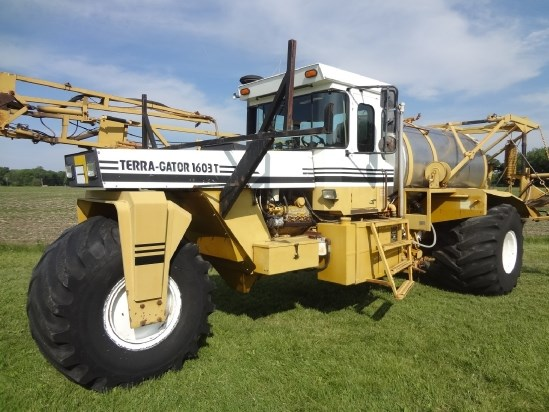 1994 Terra-Gator 1603T Floater/High Clearance Spreader For Sale