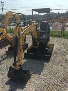 Excavator-Mini For Sale:  2015 Yanmar VI017 , 14 HP