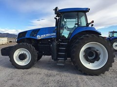 Tractor :  2013 New Holland T8.300