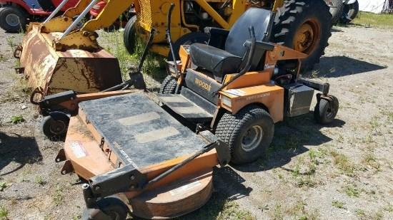 Woods 6215 Riding Mower For Sale 187 Flint New Holland Inc Mi