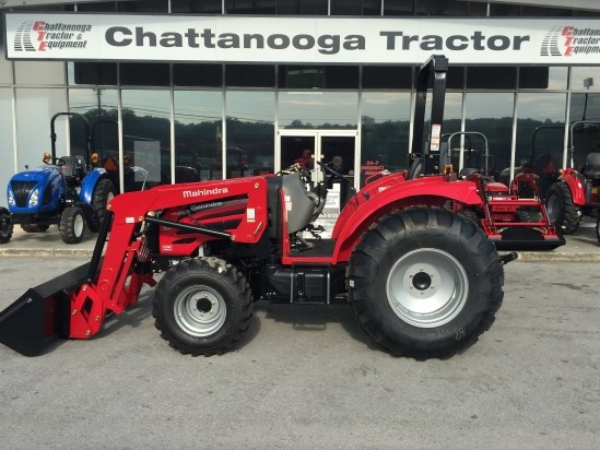 2017 Mahindra 2555 Tractor For Sale