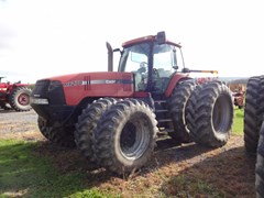 Tractor - Row Crop For Sale 2001 Case IH MX270 , 235 HP