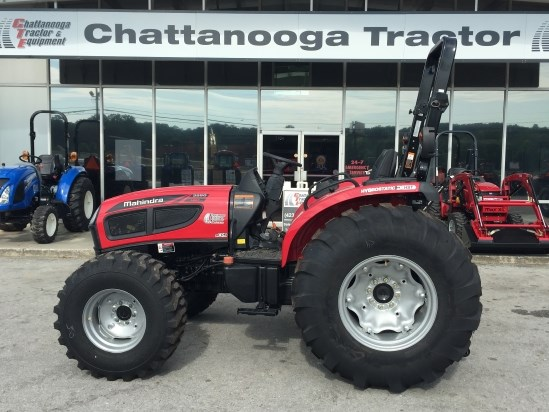 2017 Mahindra 3550 HST Tractor For Sale