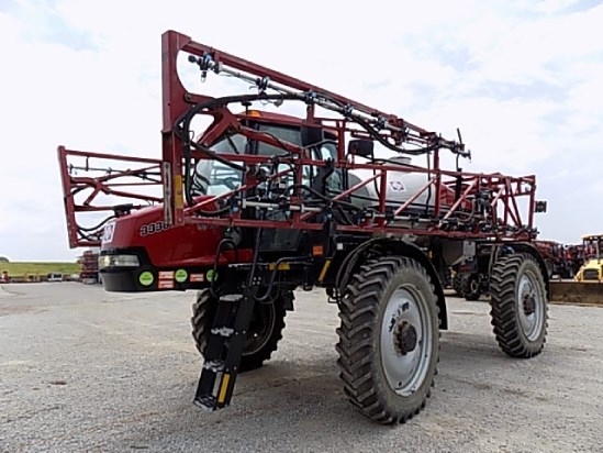 2012 Case IH SPX3330 Sprayer-Self Propelled For Sale