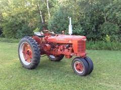 Tractor For Sale:  1953 Farmall H