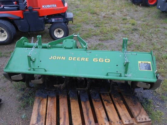 2000 John Deere 660 Misc. Grounds Care For Sale