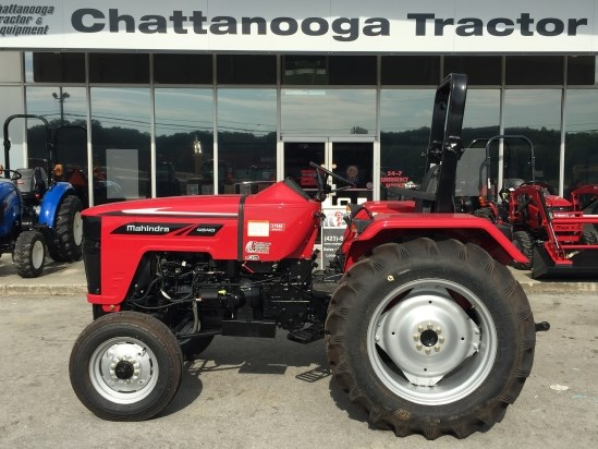 2017 Mahindra 4540 Tractor For Sale