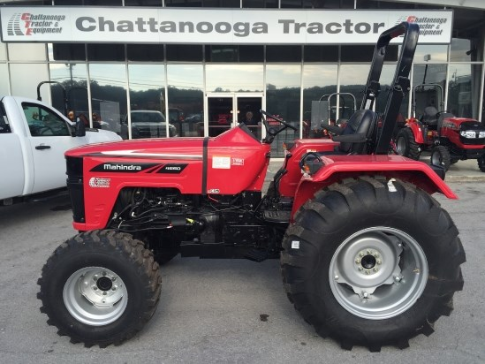 2017 Mahindra 4550 Tractor For Sale