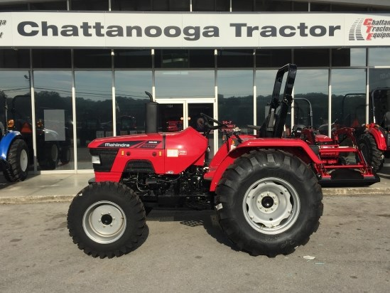 2017 Mahindra 5545 Tractor For Sale