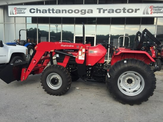 2017 Mahindra 5555 Tractor For Sale