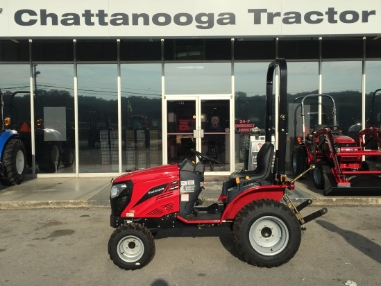 2015 Mahindra Emax25 Tractor For Sale