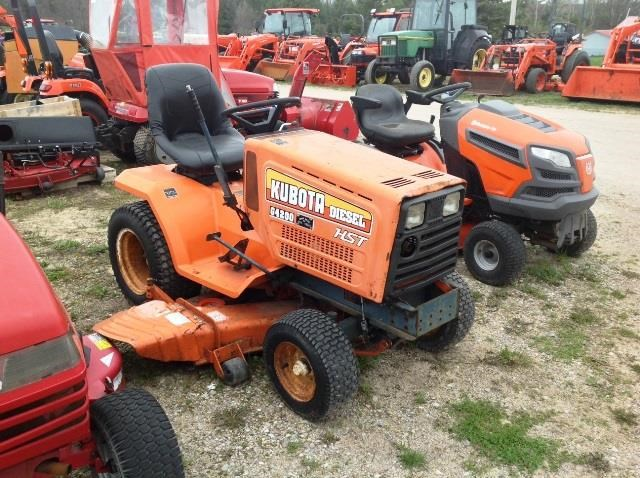1985 Kubota G4200H Riding Mower For Sale