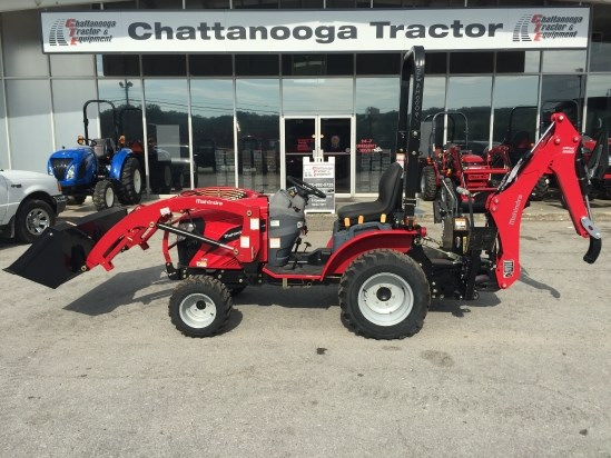 2017 Mahindra Emax22 Tractor For Sale