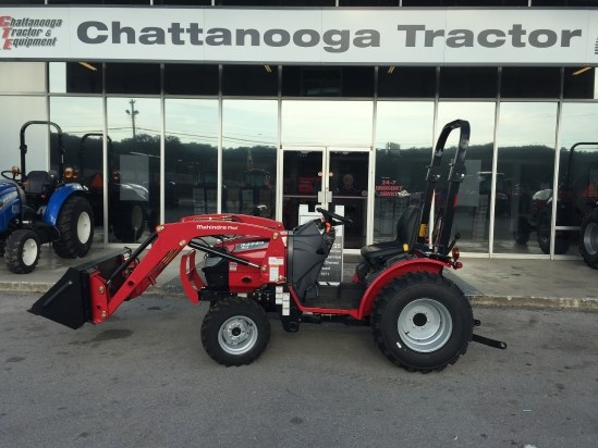 2015 Mahindra Max26 Tractor For Sale