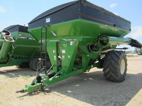 2009 Brent 1082 Grain Cart For Sale