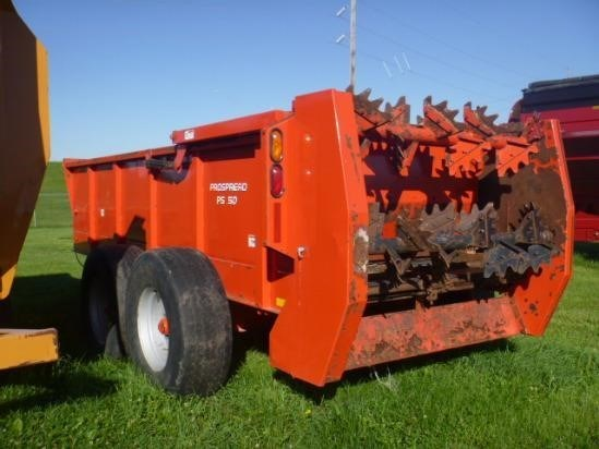 Kuhn Knight PS150 Manure Spreader-Dry For Sale