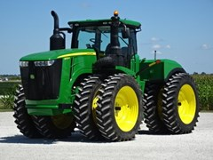 Tractor For Sale 2015 John Deere 9420R , 425 HP
