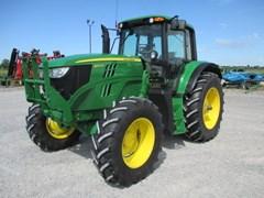 Tractor For Sale:  2014 John Deere 6140M , 140 HP