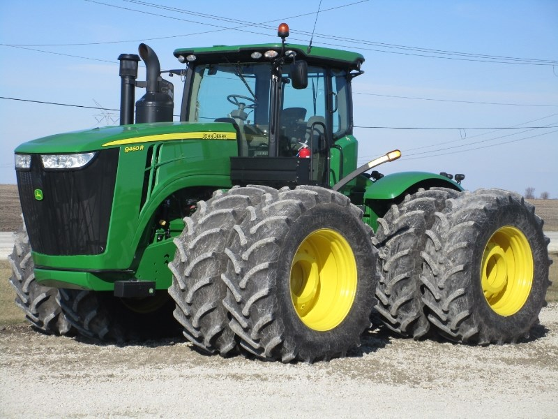 2012 John Deere 9460R Tractor For Sale