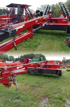 Disc Mower For Sale 2009 Case IH DC132