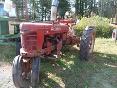 Tractor - Row Crop For Sale IH FARMALL H , 19 HP