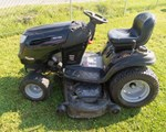 Riding Mower For Sale: 2008 Craftsman DGS6500, 26 HP