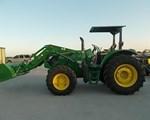 Tractor For Sale: 2014 John Deere 6115M, 115 HP