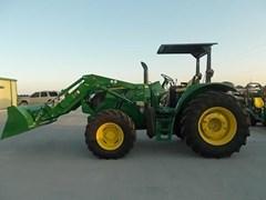 Tractor For Sale:  2014 John Deere 6115M , 115 HP