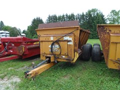 Manure Spreader-Dry/Pull Type For Sale 2006 Knight 8124